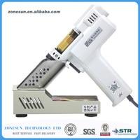 2 In 1 Electric Vacuum Desoldering Pump Solder Sucker Gun 100W 220V S 993A