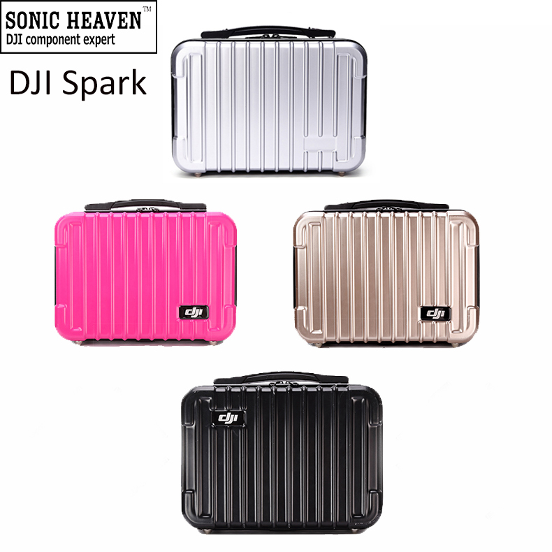 DJI Spark case Portable Storage Case Carrying Case Bag Gimbal Protective Motor Cover Silicone For DJI Spark Drone Accessories portable carrying case storage bag for xiao mi mitu