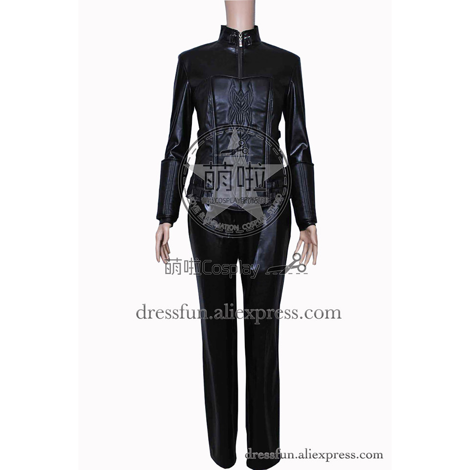 Underworld Cosplay Selene Costume Black Jacket Pants Corset Outfits Uniform Cool Suit Halloween Fashion Party Fast Shipping