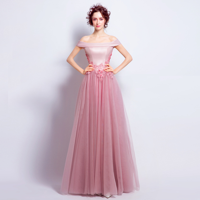 Angel Wedding Dress Marriage Evening Bride Party Prom Bridal Gown ...