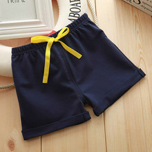 2019 New Summer Cotton Baby Shorts For Boy Girl Bloomers Soft Girls Solid Color PP Pants Kids Clothing Newborn Beach 0-4Y