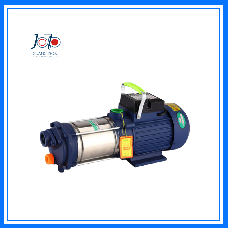 1.8KW Stainless Steel Pump Head Manual Control Screw Pump High Head Big Flow Self-priming Pump Water Pressure Electrical Pump 0 75kw self priming water pump for high rise wells in the river lake 220v household jet garden pump 4 5m3 h big capacity