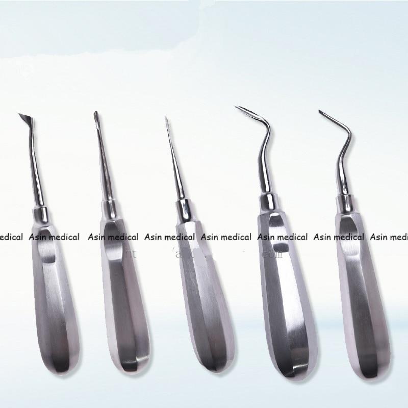 High Quality 15PCS Dental elevator Dental tools Minimally invasive teeth elevator stainless steel teeth elevator elevator