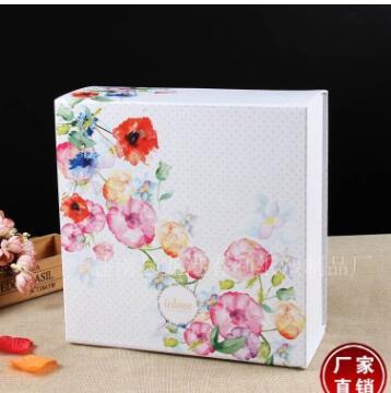 Printing Black Paper Custom Logo Watch Box, Wholesale Luxury Cardboard Watch Packing Gift