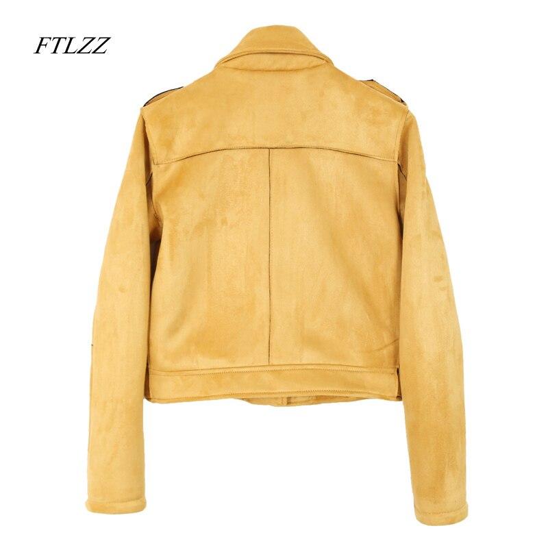 Pu Colors Spring Shiny Jacket Leather Women Ftlzz PwEBxqTP