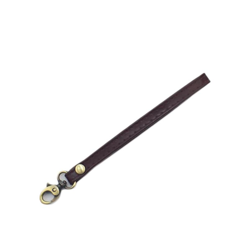 10PCS Bag Handles PU Leather Shoulder Bags Belt leather handles for bags DIY Replacement Handbag Straps Bag Parts Accessories