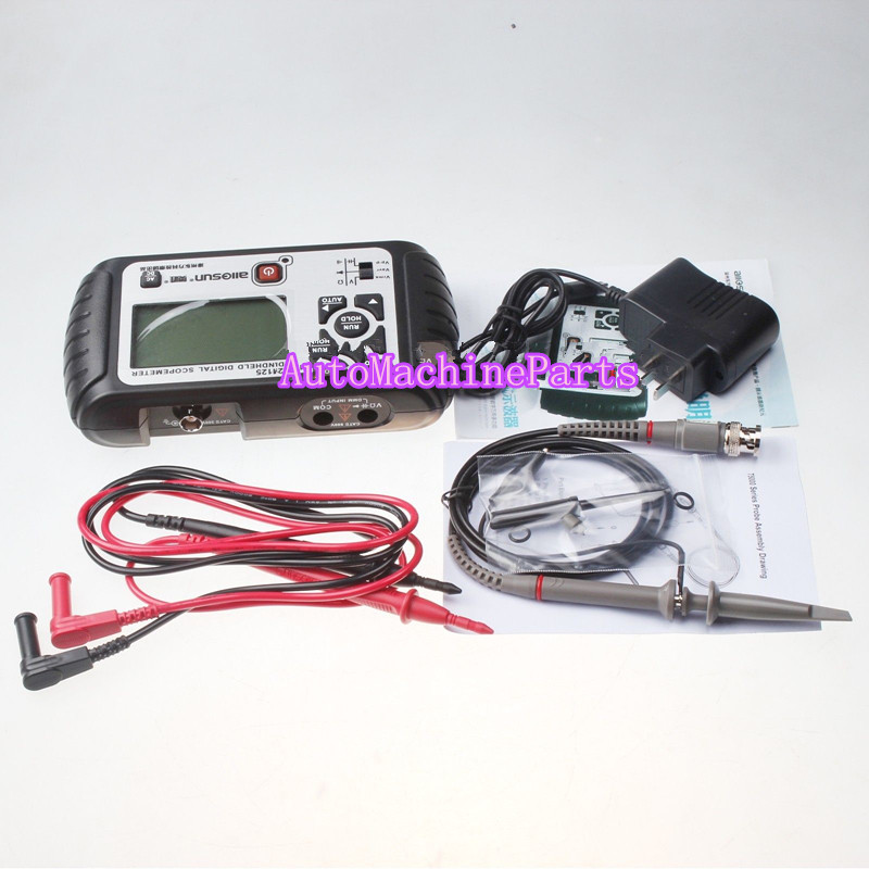 New MINI OSCILLOSCOPE HANDHELD DIGITAL SCOPE METER EM125 цыганков и худ теремок isbn 9785906998231