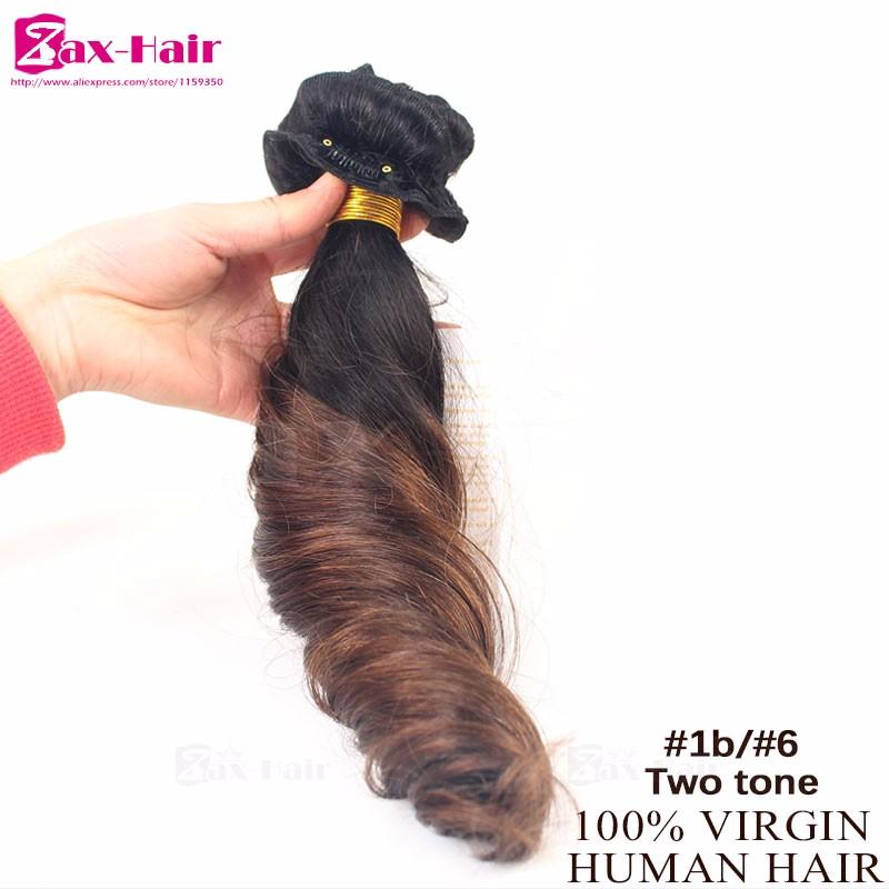 clip in hair human hair extensions02