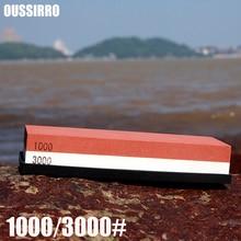 1000 3000 # Whetstone Piedras de Afilar de Cocina profesional para un Cuchillo de Doble Cara Afilador Sistema afilador de cuchillos utensilios de cocina