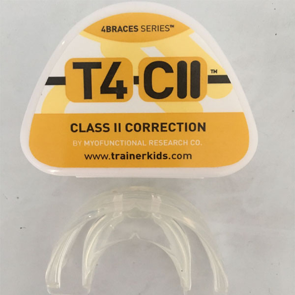 Original Myofunctional Orthodontic T4 CII Trainer Australia Original MRC Appliance T4 CII