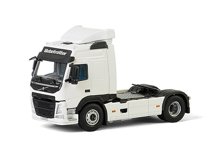 Alloy Model WSI 1:50 Scale VOLVO FM4 Globetrotter Truck Tractor Trailer Diecast Toy Model For Collection,Decoration,GiftAlloy Model WSI 1:50 Scale VOLVO FM4 Globetrotter Truck Tractor Trailer Diecast Toy Model For Collection,Decoration,Gift