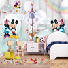 3D Cartoon Mural Wallpaper For Children Room-Free Shipping