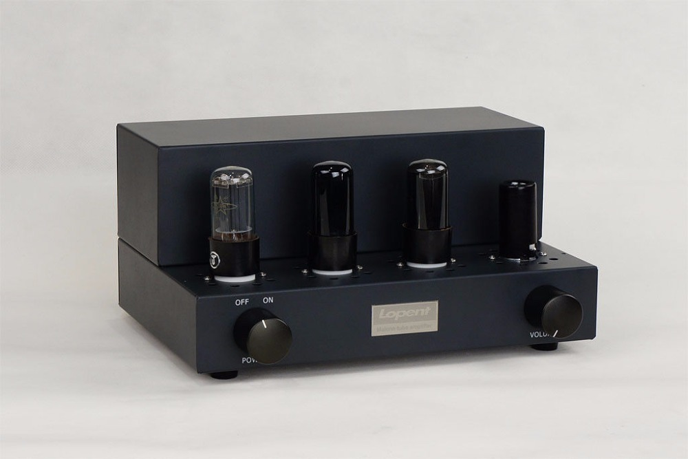 Douk Audio 6V6 Single-ended Class A HiFi Tube Stereo Amplifier DIY Kit / 1Set