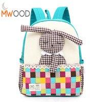 2017 New Cute Rabbit Backpack Fashion Women Backpack