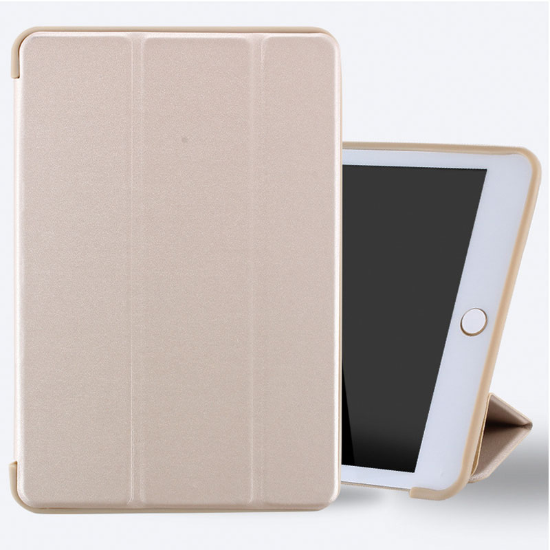 Case For Ipad 2017 9.7 Tablet Cover Bag PU Smart Cover For Apple Ipad Case 9.7 With Touch Pen Waterproof Tablet Accessories