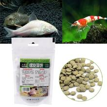 Comprimidos de Algas Spirulina Wafers Peixes Tropicais aquário Comida Deliciosa Alimentação