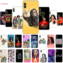 Lavaza Cardi B and Bruno Mars Hard Phone Cover for Xiaomi Redmi Note 5 6 7 Pro for Redmi 5 Plus 5A 6A Case hard case phone cover for vernee mars transparent black