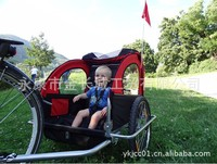 baby carriage cart trailers baby bicycle twin jogger kinder wagen double stroller behind bike pet trailers stroller