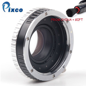 ADPLO DropShipping For EOS-M4/3 Focal Reducer Speed Booster Suit for EOS Lens to Suit for Micro Four Thirds 4/3 Camera For Panas