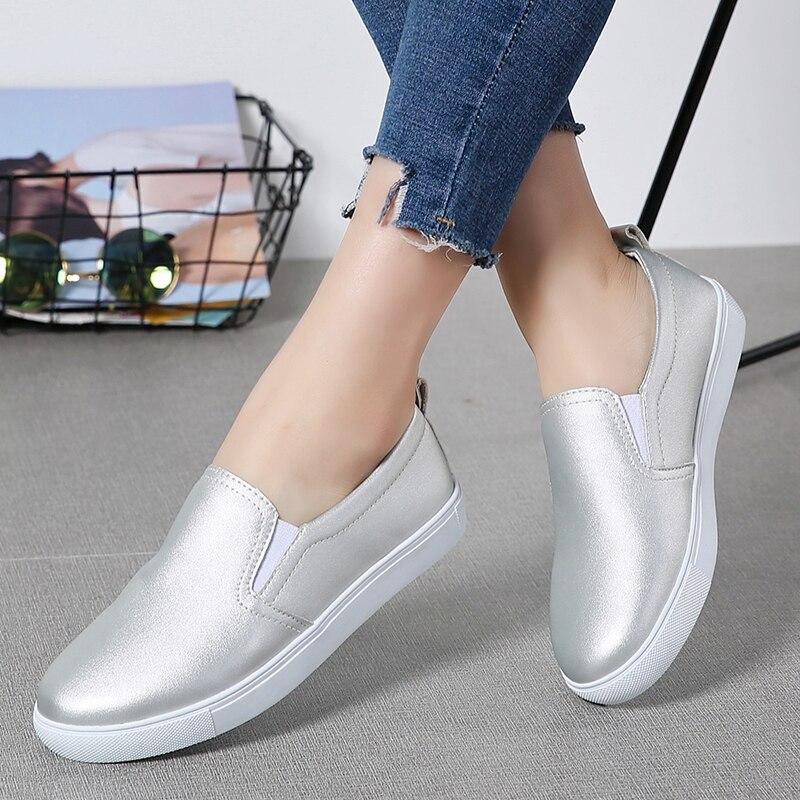 Pisos Zapatos Cuero Mocasines De Ngouxm Comprar Las Mujer Mujeres 0n6Y5xqw