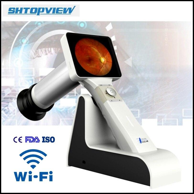 HFC Ophthalmic Portable Eye Fundus Camera