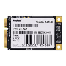 kingspec mSATA SSD SATA3 III 6GB/S SATA II 8GB 16GB 32GB 64GB 128GB 256GB 512GB 1TB HD SSD Solid State Drive Disk All Signal PC(China)