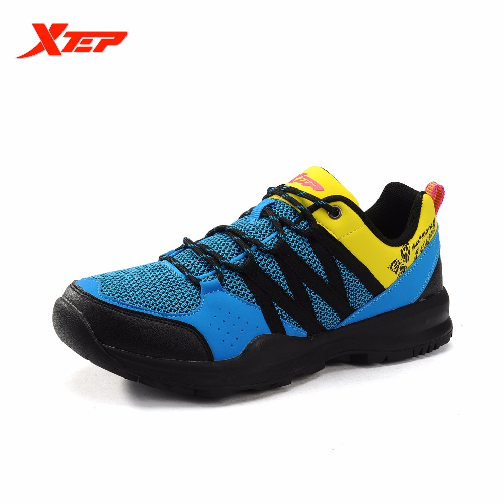 Mountain Trainer Leather Men S Shoes