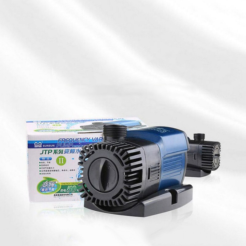 Aquarium Water Pump 220V Aquarium Pump Aquarium Fishing Variable Frequency Submersible Pump Fountain Pump Aquarium Filter (4)