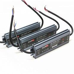 Высококачественные трансформаторы для светодиодной ленты, 12 В, 24 В постоянного тока, IP67, AC100-240V, адаптер питания для светодиодной ленты