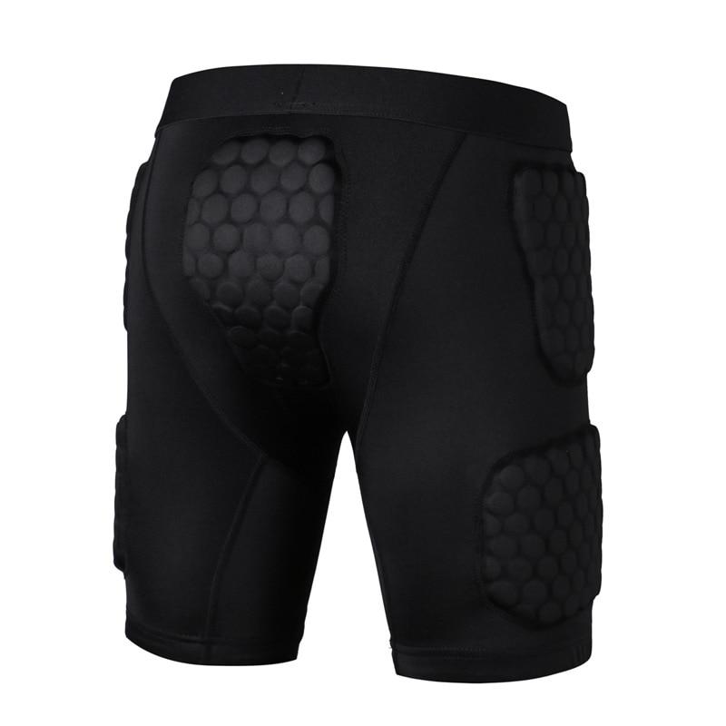 2019 YEL New Honeycomb Crashproof Lelaki Sukan Perlindungan Set Bola - Pakaian sukan dan aksesori - Foto 4