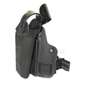 Hunting Drop Thigh Leg Holster Tactical Hand Gun Accessories Leg Holsters for M9 92 96 Gun Holsters Shooting фото