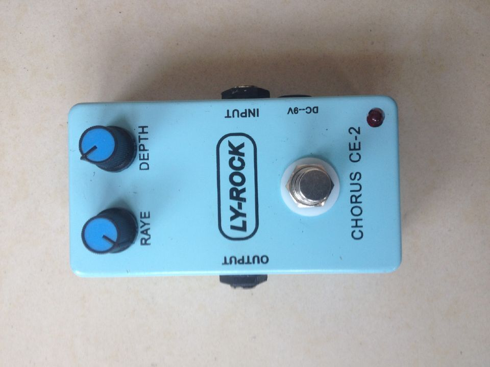 DIY MOD Boss CE-2 Chorus Pedal Pedal Electric Guitar Stomp Box Effect Amplifier AMP Acoustic Bass Bundle цена