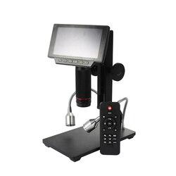 Andonstar ADSM302 промышленных обслуживания цифровой Дисплей электронный микроскоп Лупа с удаленным Управление Microscopio USB