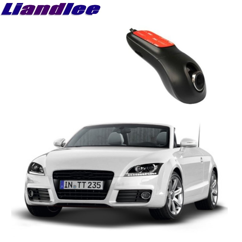 Liandlee For Audi TT TTS MK1 1998~2006 Car Road Record WiFi DVR Dash Camera Driving Video Recorder