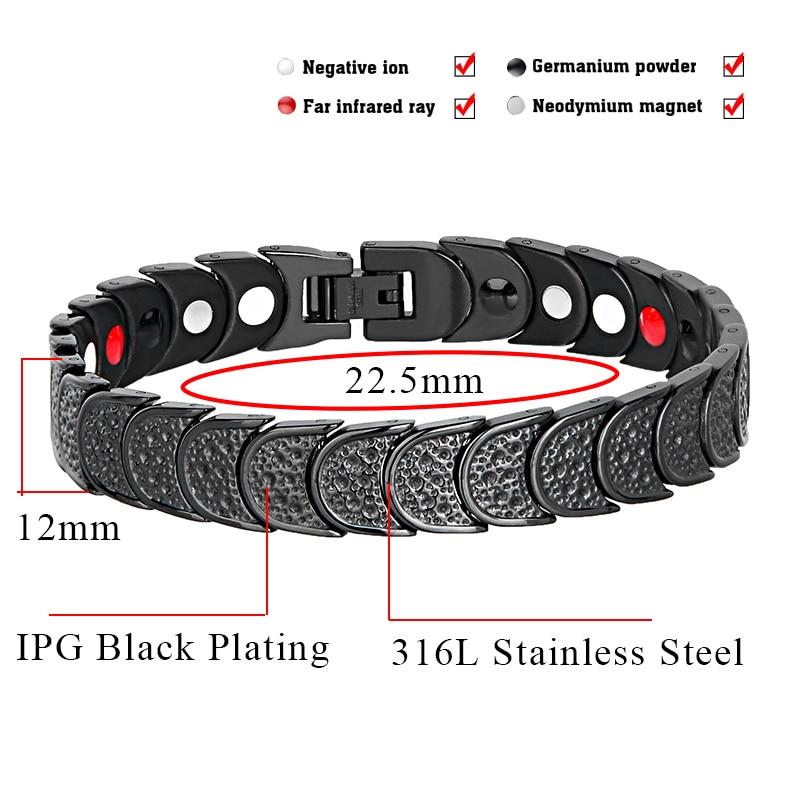 10133 Magnetic Bracelet  Details_1