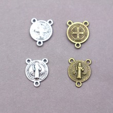 22PCS Hot sell alloy charms Religion Jesus Christ charms Religion Jesus Christ Pendant for DIY Jewelry Making 18*14*2mm cengage learning gale a study guide for andrew lloyd weber tim rice s jesus christ superstar