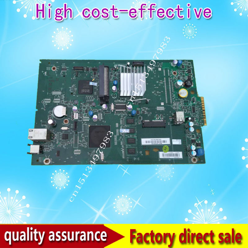 Formatter Board For HP CP5525 CP5525DN CP5525N CP5520 cp 5525DN 5525N CE707-69001 CE508-60001 mother logic Main Board MainBoard original new interface board for hp 5520 ce508 60001 board motherboard for hp 5525