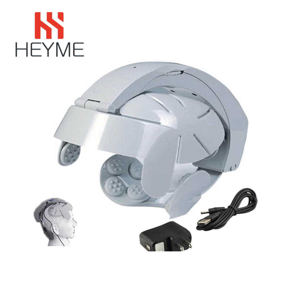 HEYME Multifunction Head Massage Electric Head Massager Brian Relax Easy Acupuncture Points Brain Massage Health Care
