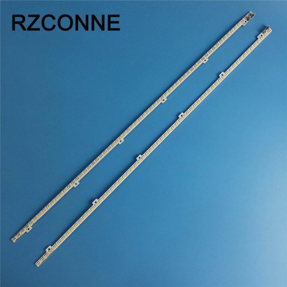 купить 440mm LED Backlight Lamp strip 62 leds For 40 inch LCD TV UA40D5000PR BN64-01639A LTJ400HM03 2011SVS40 FHD 5K6KH1 1CH-PV 2pcs по цене 1359.95 рублей