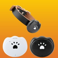 Mini Pet GPS Tracker Collar Waterproof Real Time GPS GSM GPRS Tracker Real Time Locator Anti Lost Pet Dog Cats Tracker Supplies