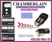 new high quality Chamberlain Liftmaster 4335E 4330E 4332E compatible Remote Garage Opener