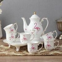 Yolife керамический чайник гайвань чашка для Пуэр китайский чайник Портативный чайный сервиз Посуда 6 чашек 1 горшок 1 лоток