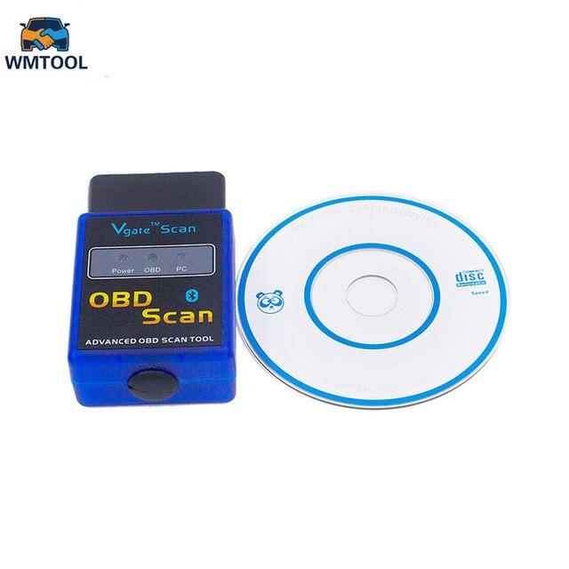 Vgate Obd Obd2 Car Auto Diagnostic Scanner Elm327 Mini V2 1 Scan Elm 327 Bluetooth