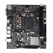 Professionelle H61 Desktop Computer Mainboard Motherboard LGA 1155 Pin CPU Schnittstelle Upgrade USB3.0 DDR3 1600/1333