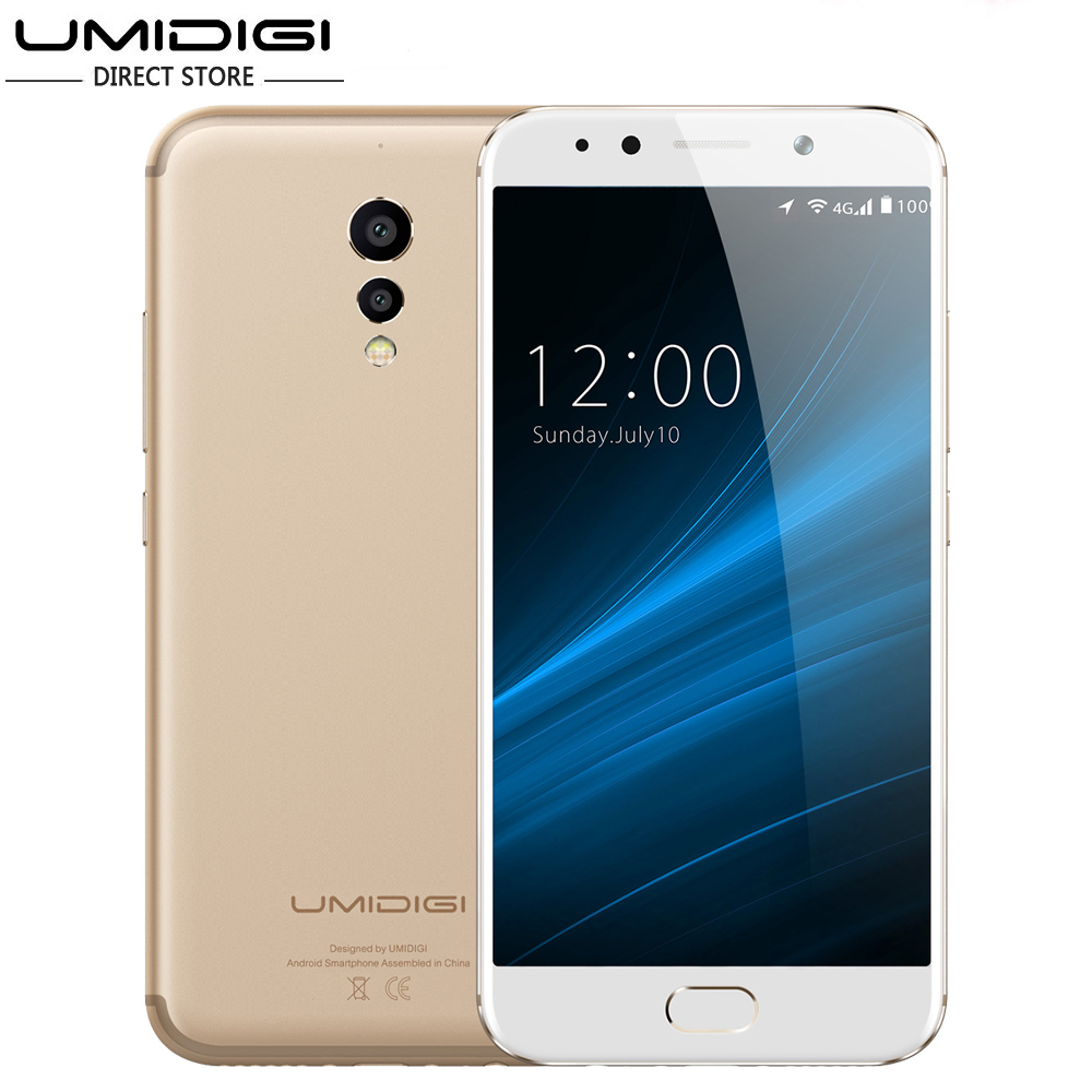 Global Version Original UMIDIGI S Mobile Phone MTK Helio P20 Octa-Core 4GB RAM 64GB ROM
