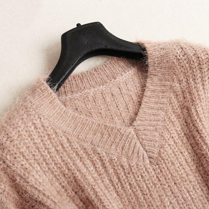 Maille Et Longues Ensemble À Femmes Nouvelles En Hiver C860 Gamme Tricot Automne Haut cou Costume pink Manches De 2018 Chandail Blue Mi Jupe Mode V aFwdqcZPxZ