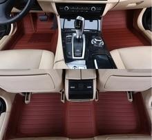 ¡ Nuevamente! personalizar esteras especiales del piso del coche para Mercedes Benz E300 W212 W213 W211 2017-2002 ajuste perfecto salón de alfombras, envío gratis