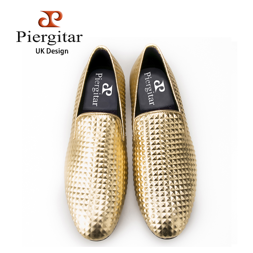 Piergitar British fashion style men shoe using Pyramid 3D Technique design men loafer Prom and Banquet men dress shoes men flats fuzzy logic speed controllers using fpga technique