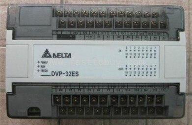 DVP32ES00T2 PLC 100-240VAC 16DI 16SD Output Transistor 32-point transistor ES series host