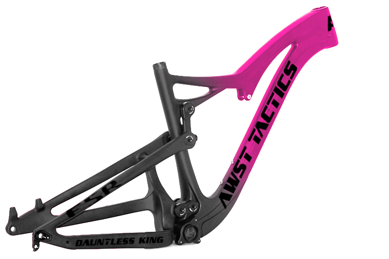 BOOST TOP Plus cadre de VTT à Suspension complète 27.5ER 29er bicicletas VTT 29 pièces de vélo